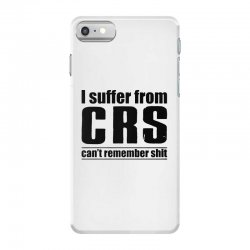 can't remember iPhone 7 Case | Artistshot