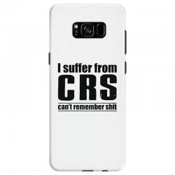 can't remember Samsung Galaxy S8 Case | Artistshot