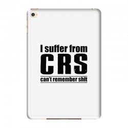 can't remember iPad Mini 4 Case | Artistshot