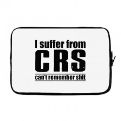 can't remember Laptop sleeve | Artistshot