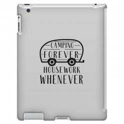 camping forever iPad 3 and 4 Case | Artistshot