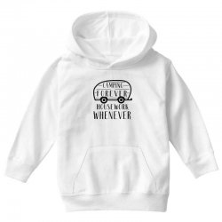 camping forever Youth Hoodie | Artistshot