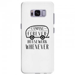 camping forever Samsung Galaxy S8 Plus Case | Artistshot