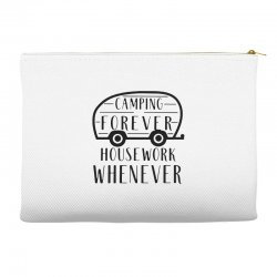 camping forever Accessory Pouches | Artistshot