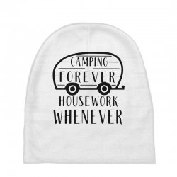 camping forever Baby Beanies | Artistshot