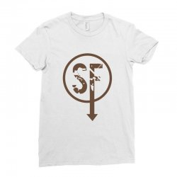 brownie sf Ladies Fitted T-Shirt | Artistshot