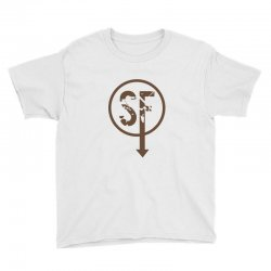 brownie sf Youth Tee | Artistshot