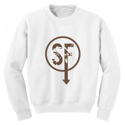 brownie sf Youth Sweatshirt | Artistshot