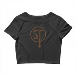 brownie sf Crop Top | Artistshot