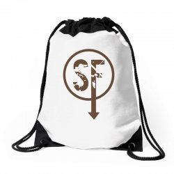 brownie sf Drawstring Bags | Artistshot