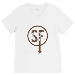 brownie sf V-Neck Tee | Artistshot