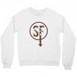 brownie sf Crewneck Sweatshirt | Artistshot