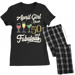april girl over 50 & fabulous Women's Pajamas Set | Artistshot