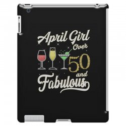 april girl over 50 & fabulous iPad 3 and 4 Case | Artistshot