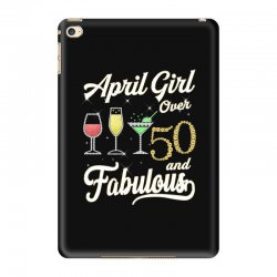 april girl over 50 & fabulous iPad Mini 4 Case | Artistshot