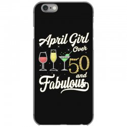 april girl over 50 & fabulous iPhone 6/6s Case | Artistshot