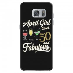 april girl over 50 & fabulous Samsung Galaxy S7 Case | Artistshot