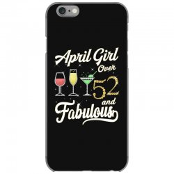 april girl over 52 & fabulous iPhone 6/6s Case | Artistshot