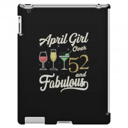 april girl over 52 & fabulous iPad 3 and 4 Case | Artistshot
