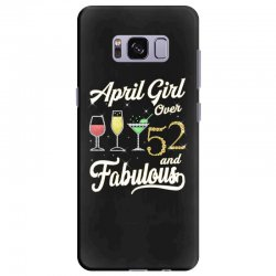 april girl over 52 & fabulous Samsung Galaxy S8 Plus Case | Artistshot