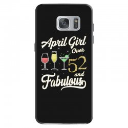 april girl over 52 & fabulous Samsung Galaxy S7 Case | Artistshot
