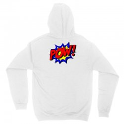 pow comic comic book fight Unisex Hoodie | Artistshot