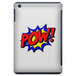 pow comic comic book fight iPad Mini Case | Artistshot