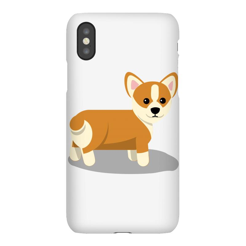 Corgi Dog Puppy Iphonex Case | Artistshot