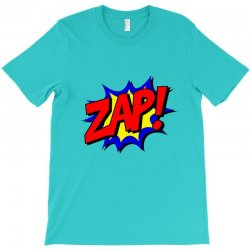 zap comic book fight T-Shirt | Artistshot