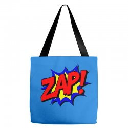 zap comic book fight Tote Bags | Artistshot