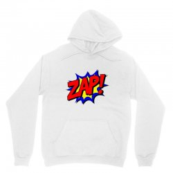 zap comic book fight Unisex Hoodie | Artistshot