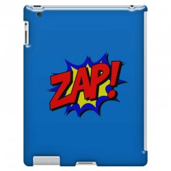 zap comic book fight iPad 3 and 4 Case | Artistshot