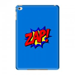 zap comic book fight iPad Mini 4 Case | Artistshot
