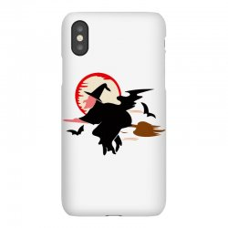 bat broom broomstick iPhoneX Case | Artistshot