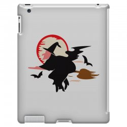 bat broom broomstick iPad 3 and 4 Case | Artistshot