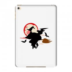 bat broom broomstick iPad Mini 4 Case | Artistshot