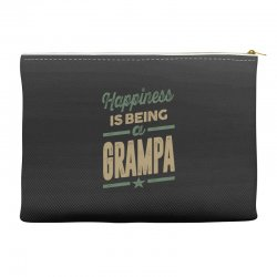 Happiness Grampa Accessory Pouches | Artistshot