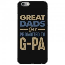 Promoted To G-Pa iPhone 6/6s Case | Artistshot