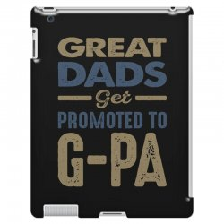 Promoted To G-Pa iPad 3 and 4 Case   Artistshot