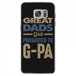 Promoted To G-Pa Samsung Galaxy S7 Case   Artistshot
