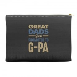 Promoted To G-Pa Accessory Pouches   Artistshot