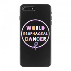 world esophageal cancer iPhone 7 Plus Case | Artistshot