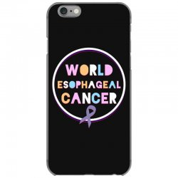 world esophageal cancer iPhone 6/6s Case | Artistshot