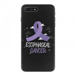 esophageal cancer ribbon iPhone 7 Plus Case | Artistshot