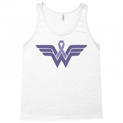 esophageal cancer wonder woman Tank Top | Artistshot