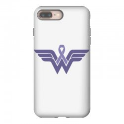 esophageal cancer wonder woman iPhone 8 Plus Case | Artistshot