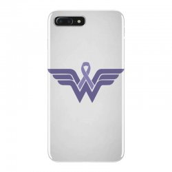 esophageal cancer wonder woman iPhone 7 Plus Case | Artistshot