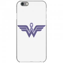 esophageal cancer wonder woman iPhone 6/6s Case | Artistshot