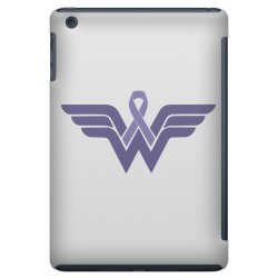 esophageal cancer wonder woman iPad Mini Case | Artistshot