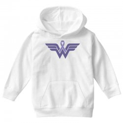 esophageal cancer wonder woman Youth Hoodie | Artistshot